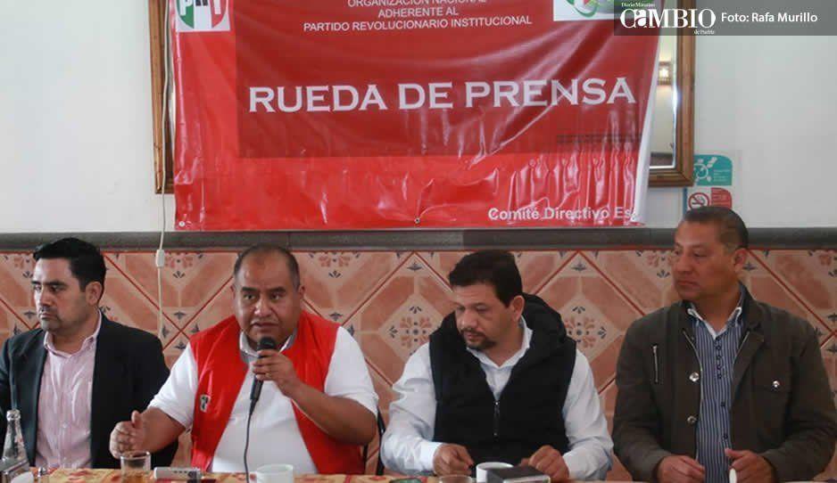 La Corriente Crítica del PRI respalda a Enrique Doger para repetir como candidato a la gubernatura