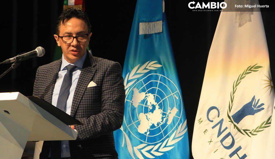 Derechos humanos de los migrantes son pisoteados al interior de Puebla: CNDH