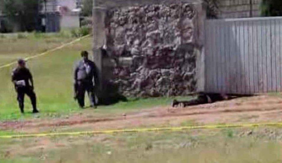 Encuentran cuerpo decapitado en una barranca de Amozoc