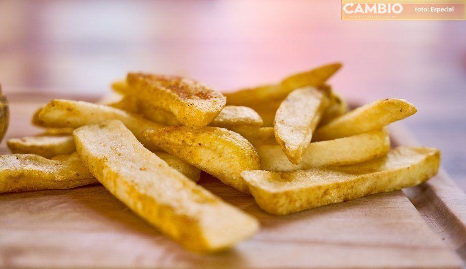 ¿Las papas fritas dan cáncer? Aquí te lo decimos todo