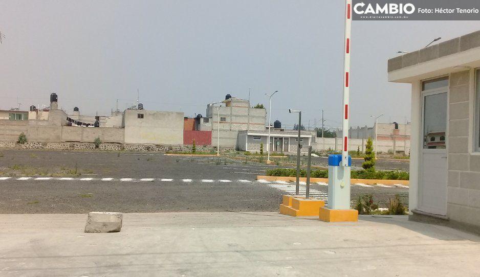 Ayuntamiento inicia reordenamiento de transporte en San Martín Texmelucan