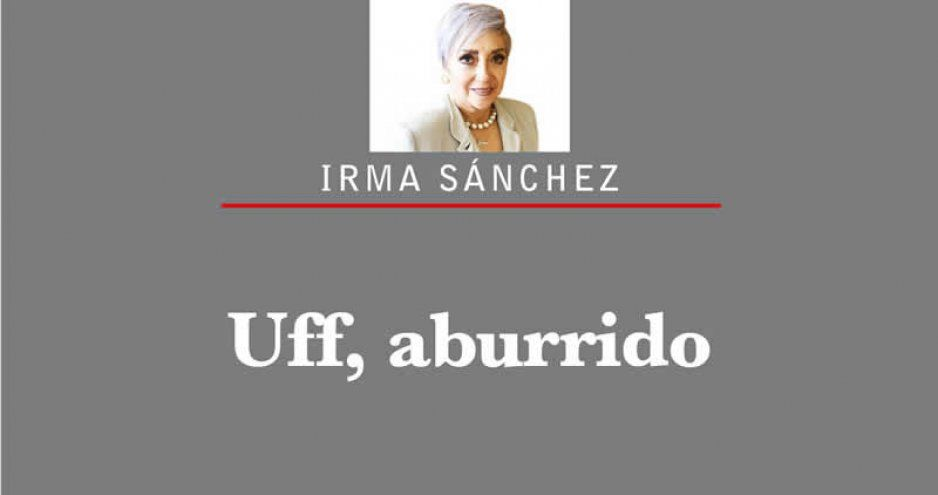 UFF, ABURRIDO