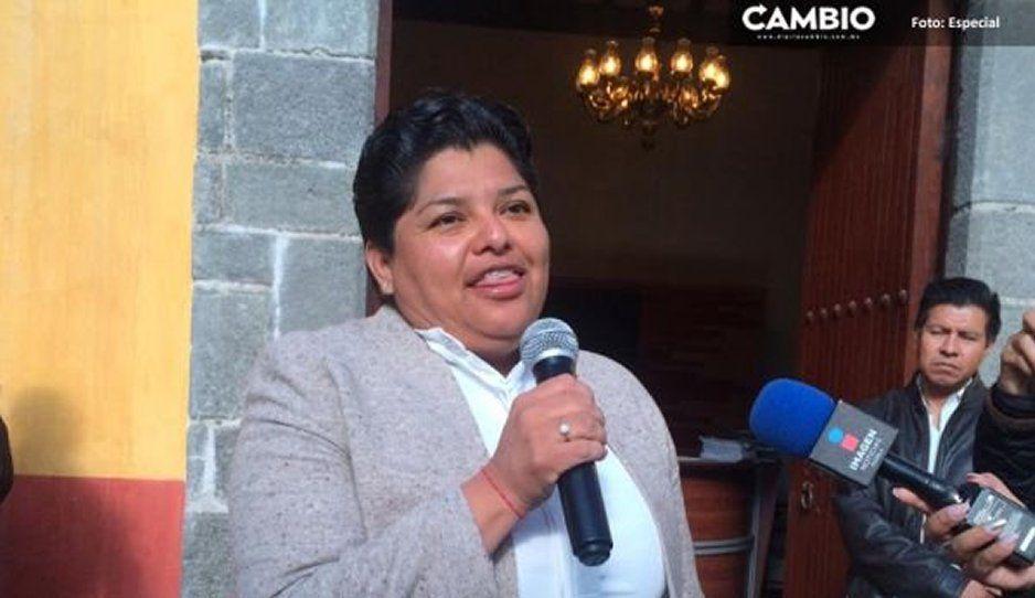 Karina Pérez explota y arremete vs Cambio, por evidenciar su gobierno
