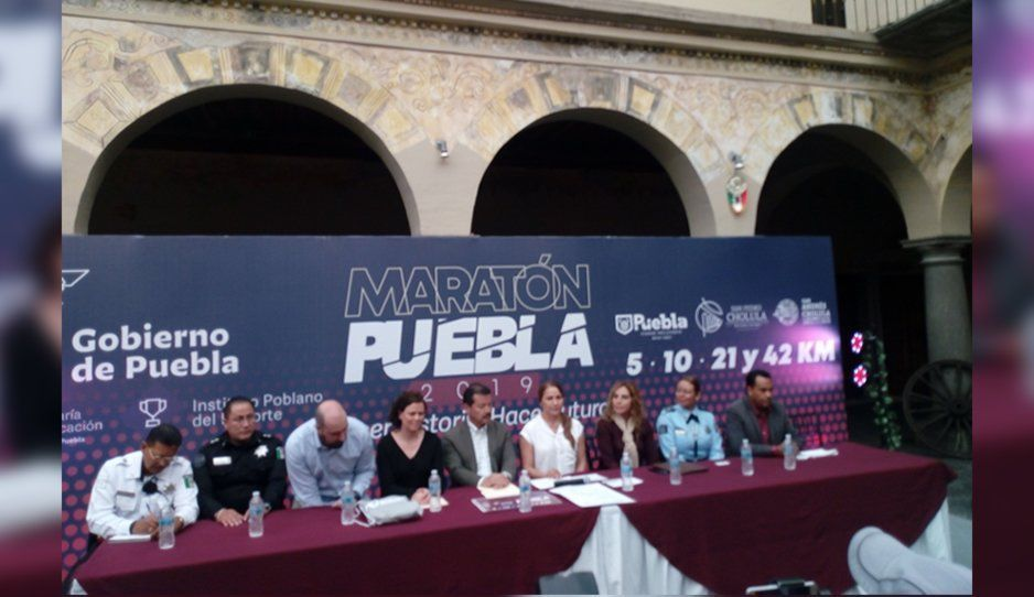 Oficial: Primero de diciembre se realizará el Maratón de Puebla 2019, el Zócalo será el punto de partida