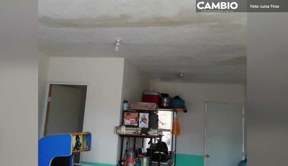 Constructora recomendada por Lastiri dio casas malhechas en Chiautla tras el sismo