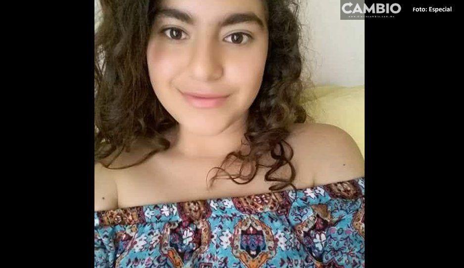 ¡Ayúdanos a encontrar a Abigail! Alumna de 19 años de la Escuela Libre de Psicología