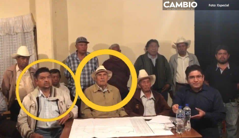 Vivales del cerro Zapotecas reaparecen para  limpiar nombre de Montero: no niegan despojo