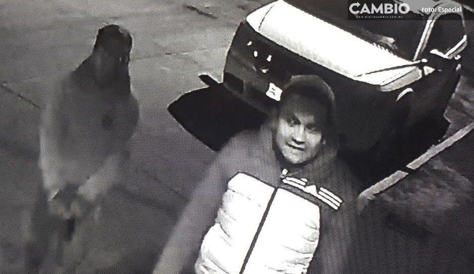 Sujetos armados roban vehículo en colonia de Texmelucan