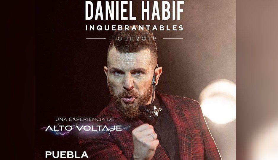 """El conferencista Daniel Habif llega a Puebla con su tour """"Inquebrantables"""" en Explanada Puebla"""