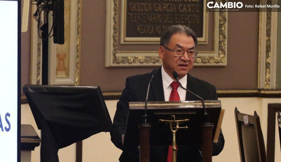 SEP denunció a funcionarios de Pacheco  Pulido y empresarios por uniformes chafas
