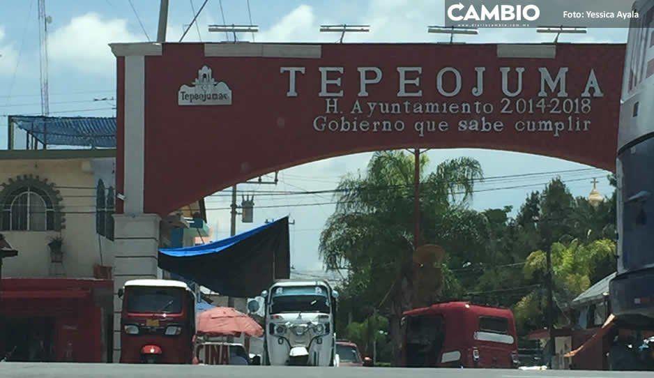 Mototaxistas circulan en la ilegalidad por Tepeojuma, Izúcar y Huaquechula