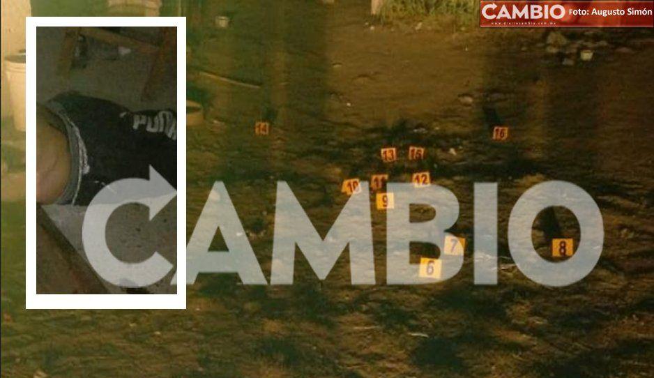 Sujetos armados irrumpen en su casa y lo ejecutan en Acatzingo