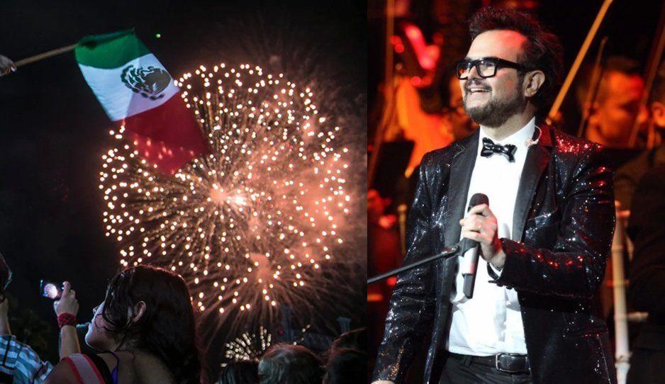 Aleks Syntek y Aida Cuevas engalanarán las fiestas patrias en Puebla