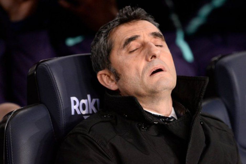 #ValverdeOut: partidos clave no se pueden jugar como hoy en Ciudad de Valencia