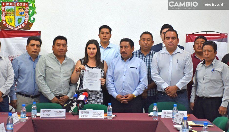 Norma Layón asegura que  no se privatizará Sosapatex