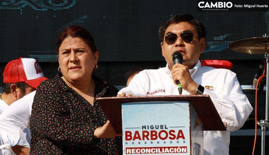 Destinaré más recursos para reactivar el campo y multiplicar ingresos: Barbosa