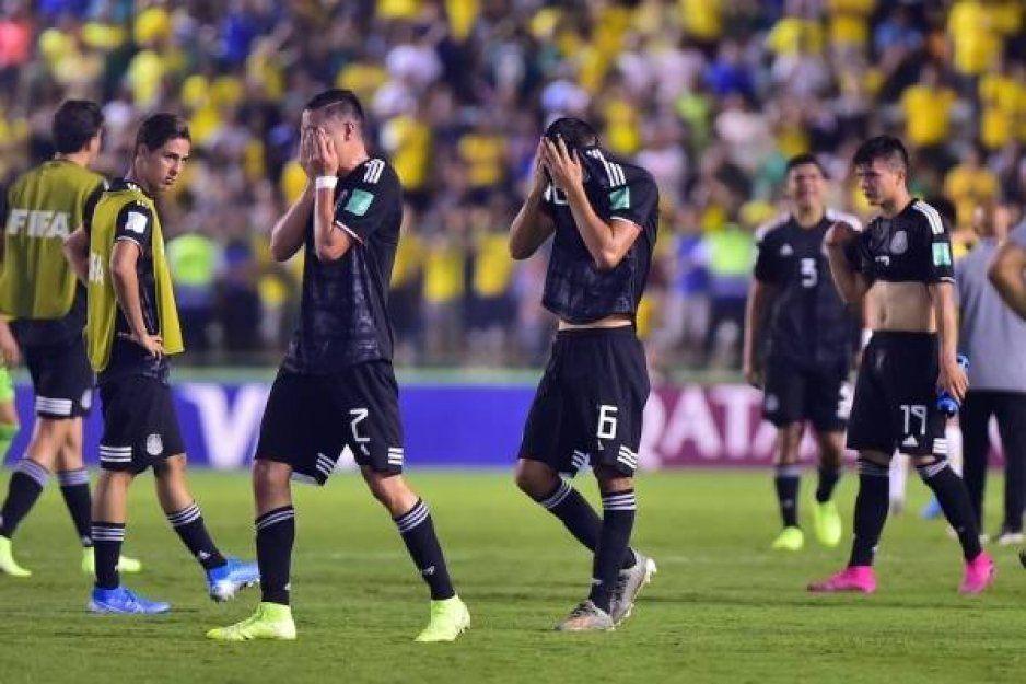 ¡La Cruzazulearon! México pierde de último minuto la gran final del mundial Sub 17 ante Brasil