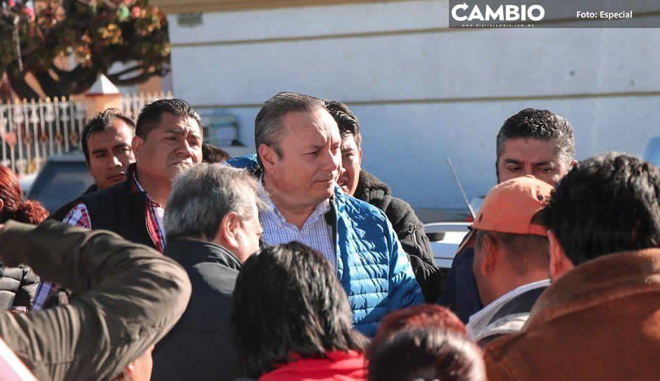 Supervisa Velázquez rutas de evacuación y plantea viabilidad de una nueva en Atlixco