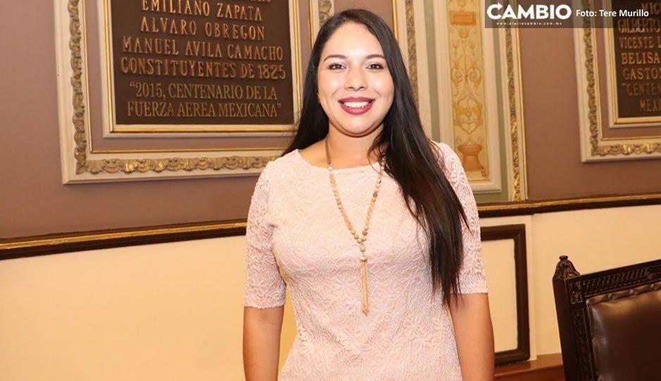 Nombran a Tonantzin Fernández como vicecoordinadora de Morena
