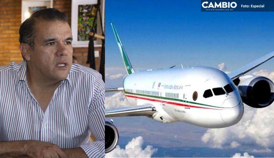 Rifa del avión es para que mexicanos cooperen para pagar la deuda externa: diputado de Morena (VIDEO)