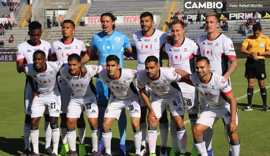 Misión cumplida: Lobos BUAP se mantiene en Primera División