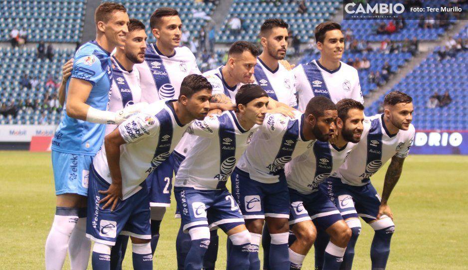 Club Puebla ocupa el lugar 166  del ranking internacional de clubes