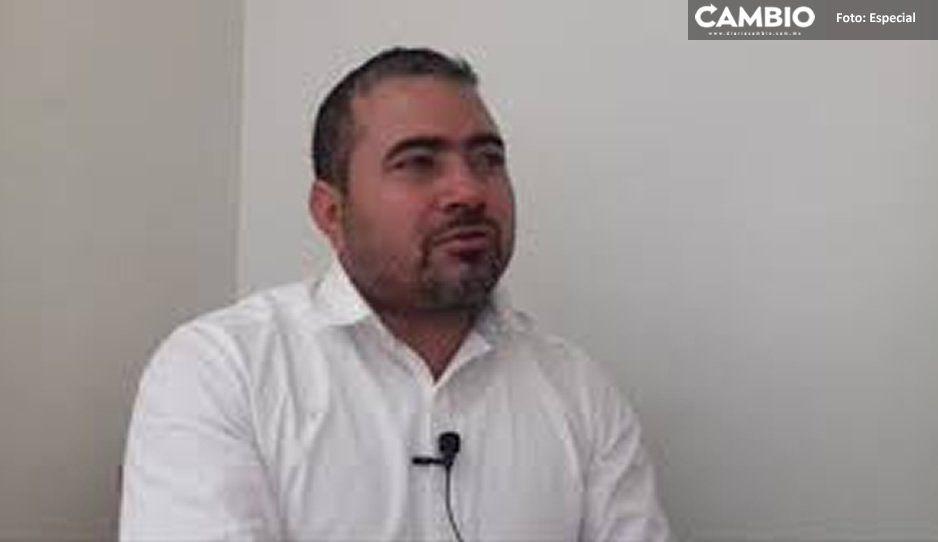 Edil electo de Tepeojuma asegura que impugnará la sentencia del TEPJF