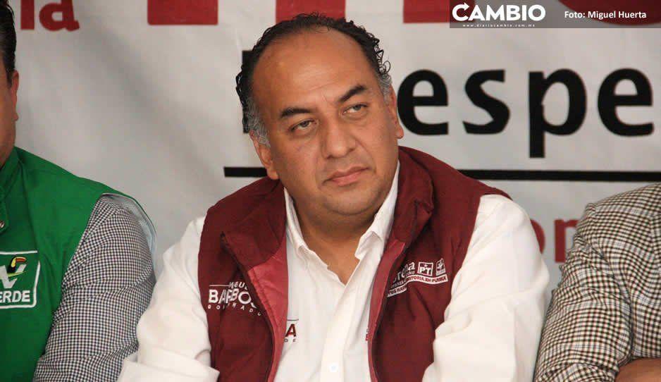 Barbosa prevé reformar Ley Orgánica de la Administración Pública: David Méndez