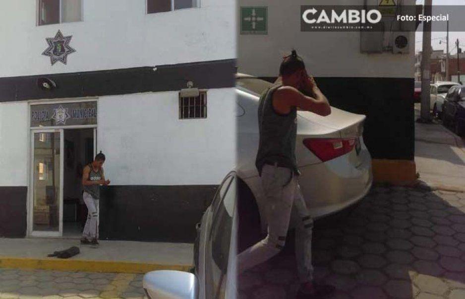 ¡El Colmo! Cárteles acechan estudiantes de San Pedro Cholula para obligarlos a vender droga