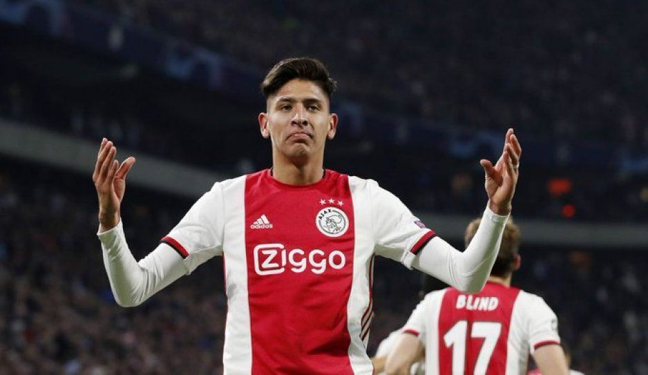 Real Madrid busca a Edson Álvarez para que sea su salvador