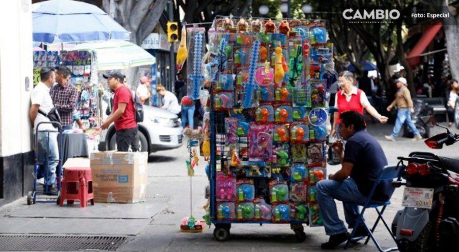 En Semana Santa, ambulantes ocuparán parte del Centro Histórico y El Calvario