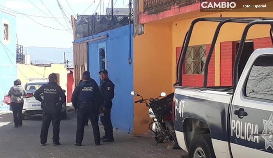 Autoridades niegan ola de violencia en Atlixco