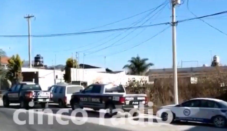Se resiste a asalto de su domicilio y termina muerto en Camino a Santa Clara Ocoyucan