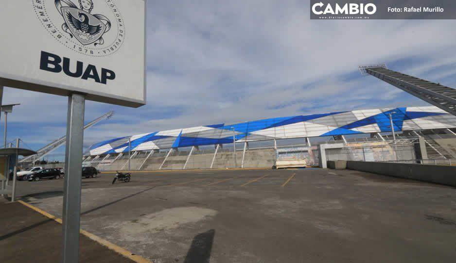 Con la desaparición de Lobos, Estadio Olímpico Universitario está en el olvido