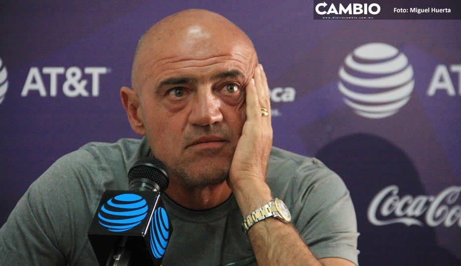 Chelís quiere a Luis Miguel Noriega y al Samba Rosas de regreso al Club Puebla