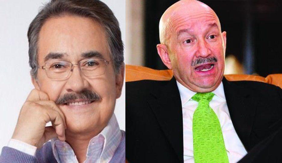 Pedrito Sola revela que Carlos Salinas de Gortari fue su amiguito en la universidad (VIDEO)