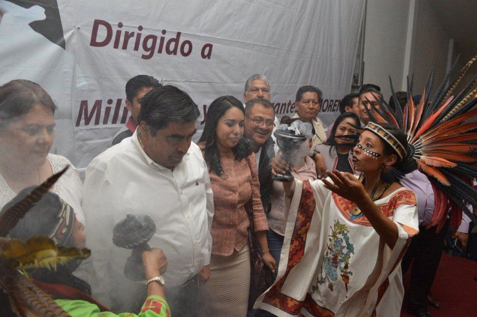 Nunca negocié con Martha Erika, ni me senté con el morenovallismo: Barbosa