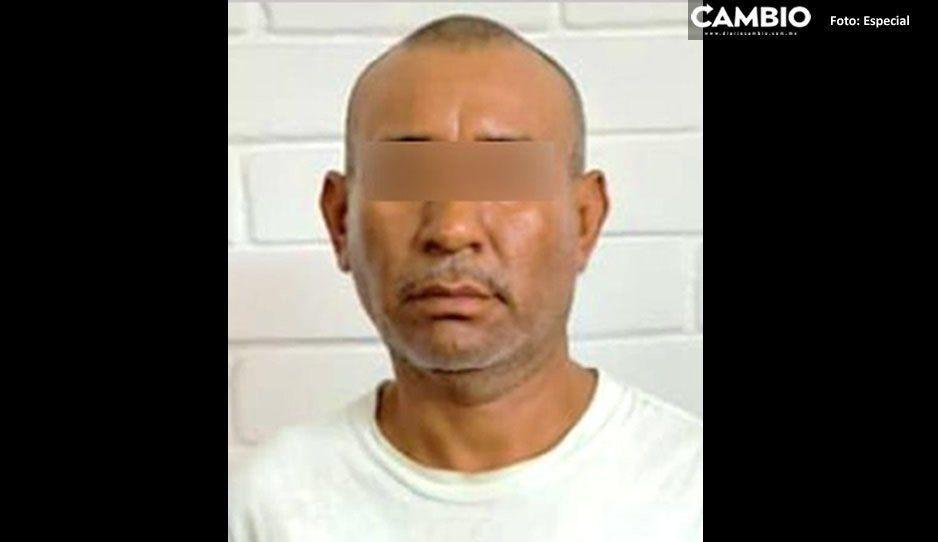 Después de 27 años detienen a El Gorrión: ejecutó a dos hombres en Atencingo