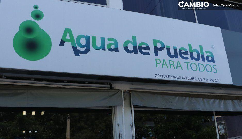 Vamos a ajustar cuentas con Agua de Puebla desde el legislativo no en lo jurídico: MBH