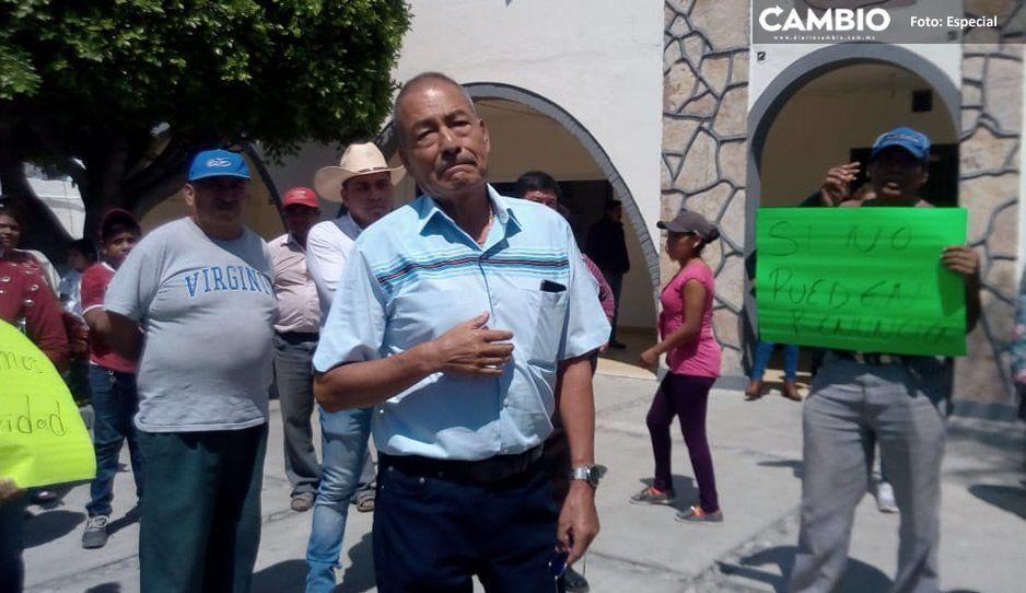 Intimida Ayuntamiento de Tochtepec a pobladores: los denuncian tras manifestarse por inseguridad