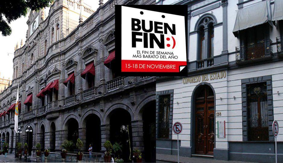 Diputados, secretarios y burócratas se dieron su Buen Fin: cierran dependencias y regresan hasta el martes