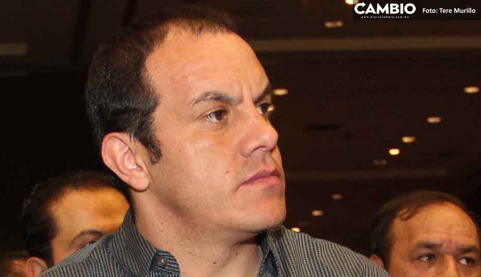 Fuera de lugar de Cuauhtémoc Blanco; no  le interesa convenio de seguridad: Barbosa