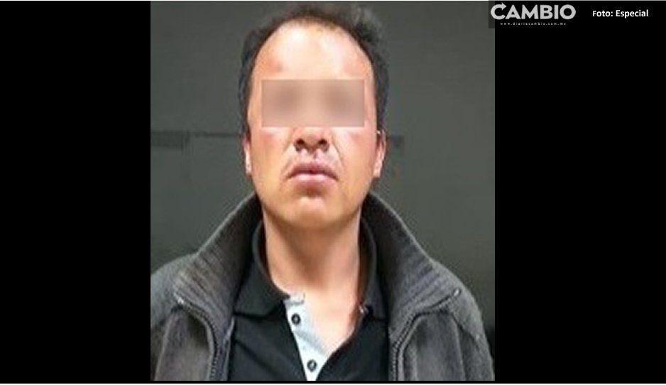 Lo rescatan de ser linchado, para luego procesarlo en Tlahuapan