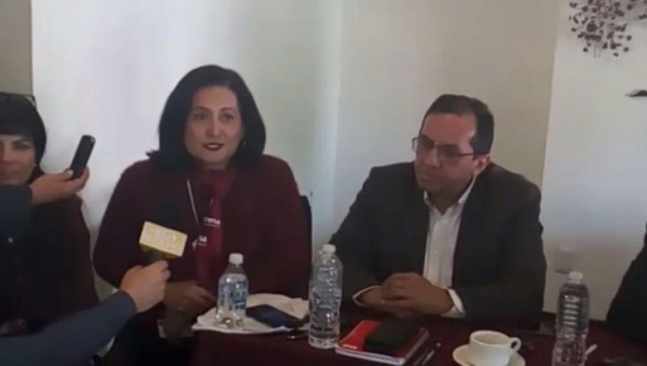Luego de discutir en restaurante, Congresistas de Morena se van sin pagar la cuenta