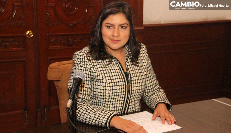 Confirma Claudia Rivera la salida de la gerente del Centro Histórico; Graciela León ocupará su lugar