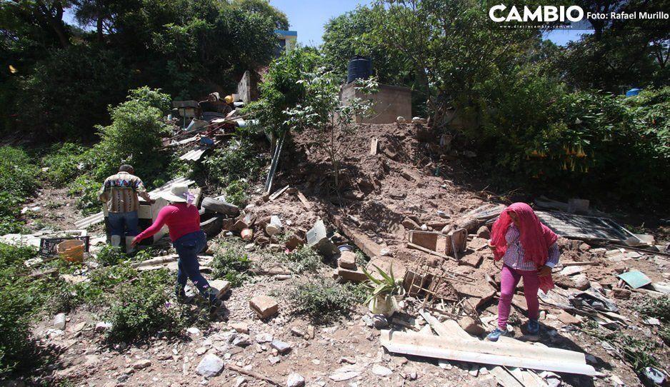 PerfiL: Los Leyva tenían un mes en su casa de Chautla cuando les cayó el deslave