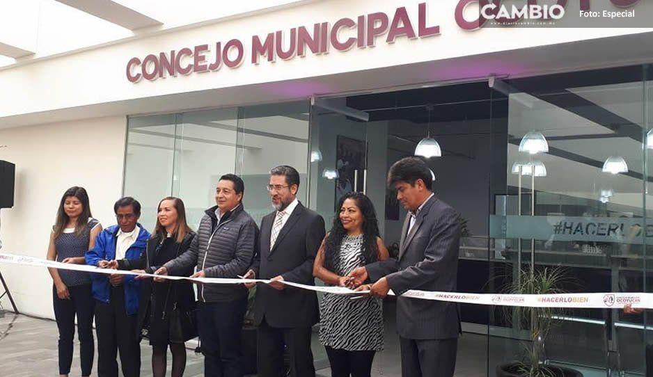 Fracasan oficinas de cobro de Ocoyucan en Lomas de Angelópolis