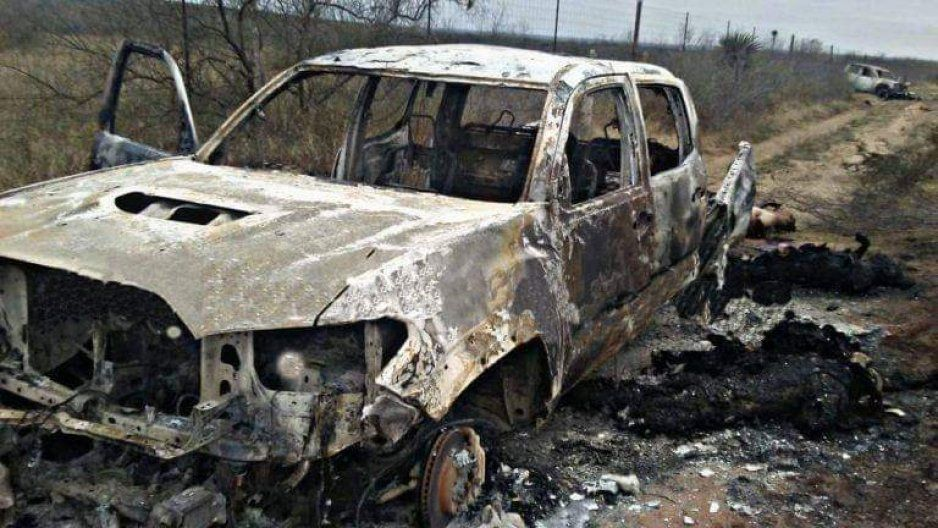 21 cadáveres, 17 de ellos calcinados, fueron encontrados por militares en Tamaulipas