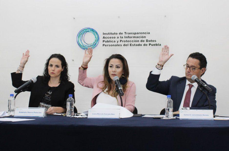 ITAIPUE sesiona a favor del derecho de acceso a la información