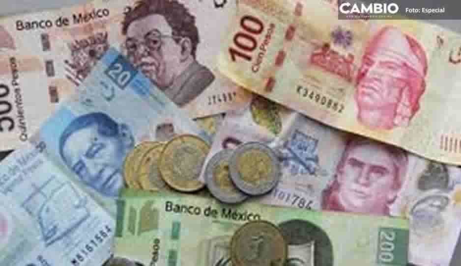 Peso toca su mejor nivel en 10 semanas; el dólar se vende a 19.45 pesos